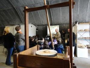 Animations pédagogiques et archeologiques dans le Val d'Oise