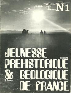 Bulletin annuel de la JPGF n° 1 - Année 1971