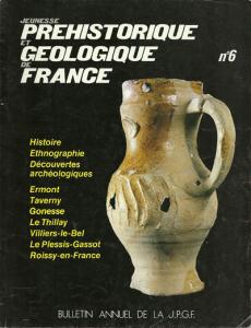 Bulletin annuel de la JPGF n° 6 - Année 1976