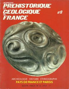 Bulletin annuel de la JPGF n°8 - Année 1978