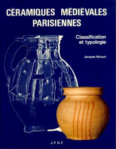 Céramiques médiévales parisiennes