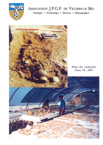 Bilan annuel JPGF - Fosses - 2001