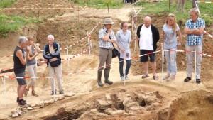 L'officine de potiers gallo-romains d'Ecouen/Saint-Brice : suite des recherches en 2016