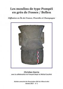 Les moulins de type Pompéi en grès de Fosses/Belleu